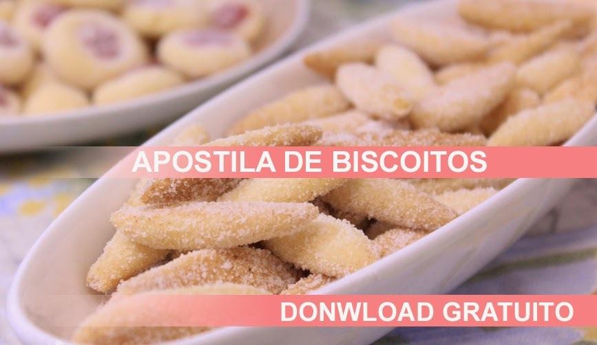 Apostila de Biscoitos Especiais