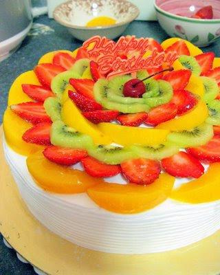 bolo de liquidificador com frutas secas