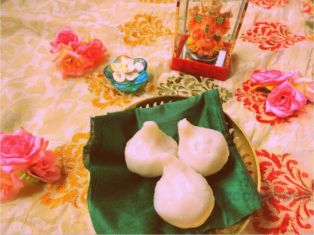 Modakam / Kozhukattai ~ Vinayakar Chaturti Special
