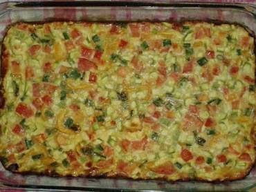 como fazer omelete com farinha de trigo no forno
