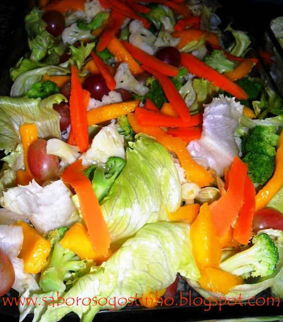 como higienizar e conservar pronto para salada brocolis e couve flor