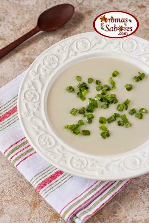 Receita de sopa de inhame