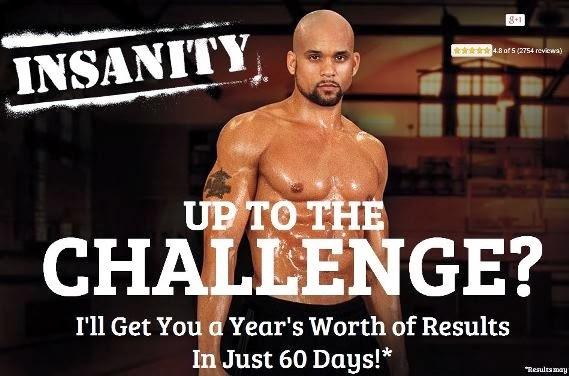 Insanity Workout ¿Qué es? + Mi experiencia + Consejos + FAQs.