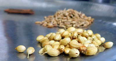 Indian Spices: Dhaniya (Corriander Seeds)