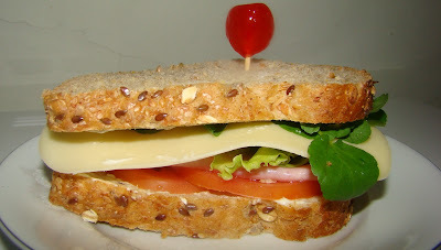 Sanduíche Frio Light