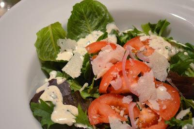 """Salade en crème """"pimpée"""""""