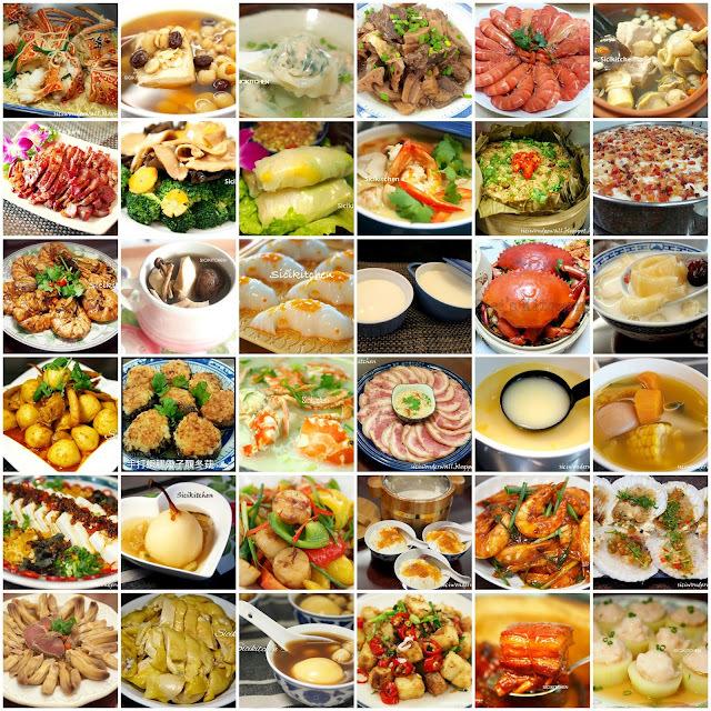 新年,節日中式菜,湯譜,糖水精選食譜清單