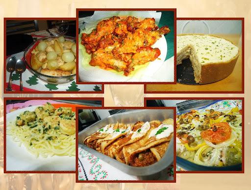 Sugestões de receitas do Mundo Gastronomic para o ano novo - 2013