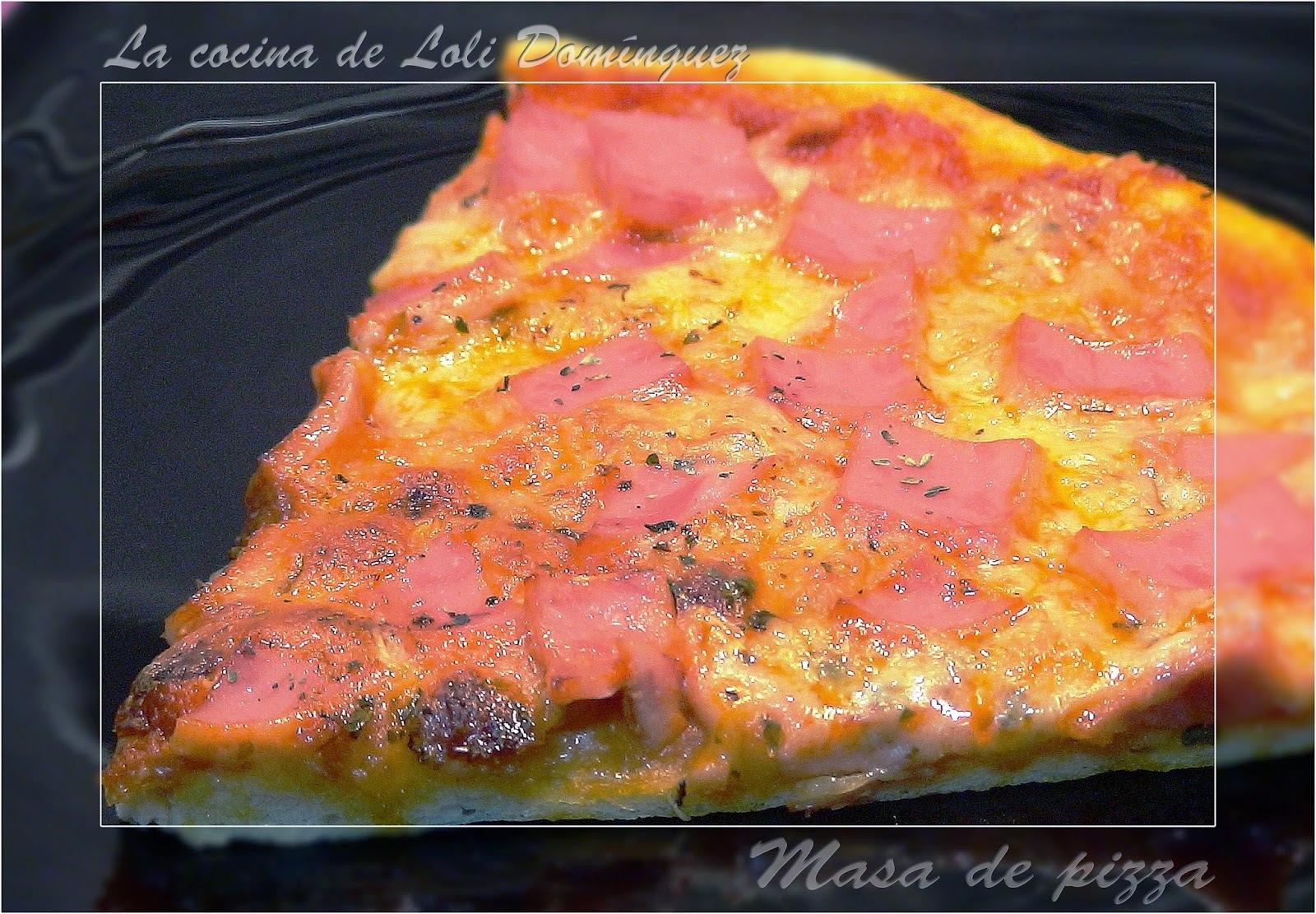 Masa de Pizza