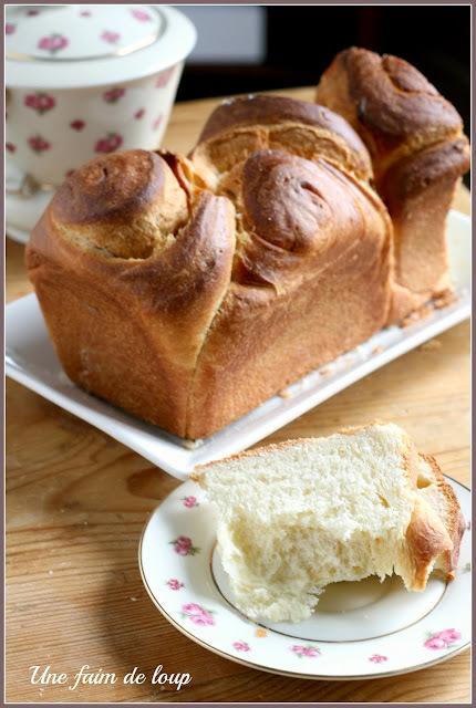 de la brioche du boulanger