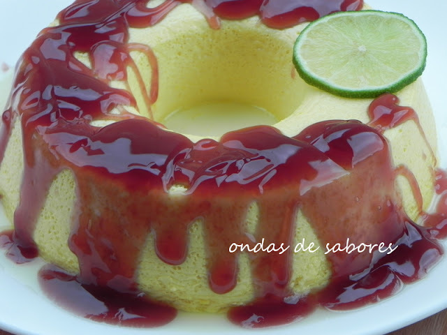 de sobremesas com suco de uva
