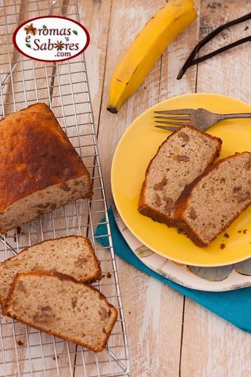 receita de bolo de banana da nigella banana bread