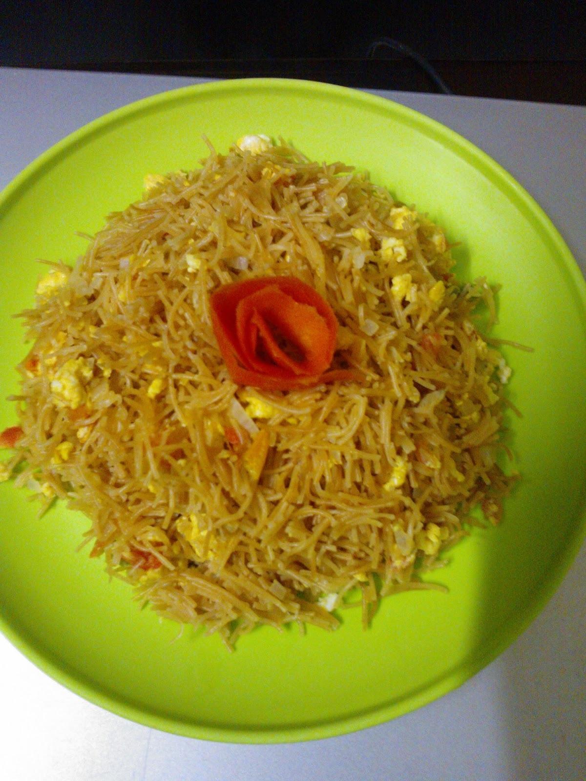 Semiya Egg Pulao