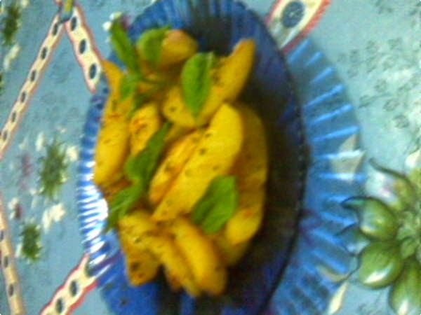 Batatas da Mama