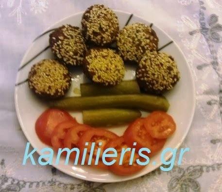 Φαλάφελ - Falafel - فلافل