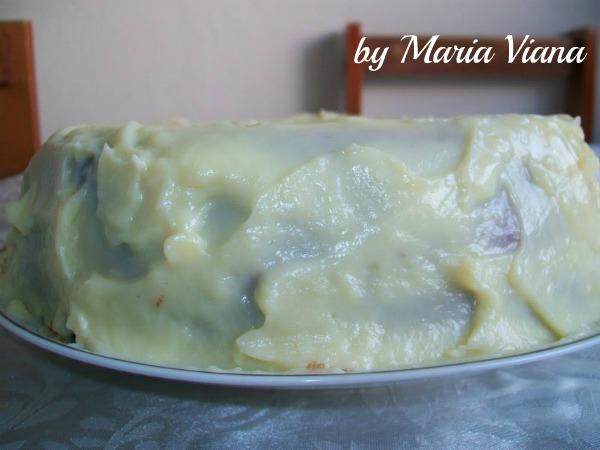 Bolo de gelatina: Maria Viana
