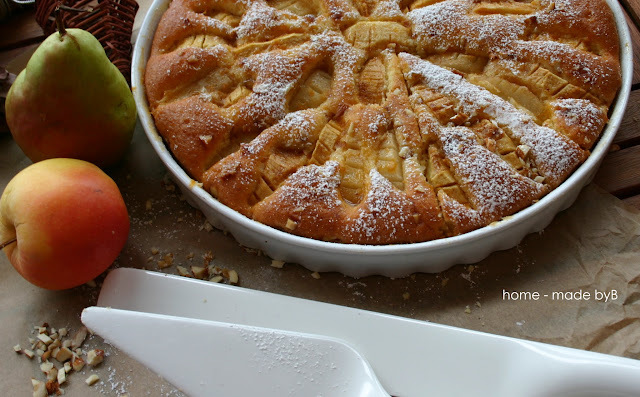 Jesen......jabuke, kruške i kolač :)