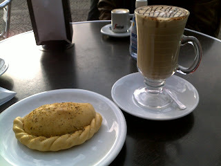 Boston Café: pausa para o cafezinho da tarde