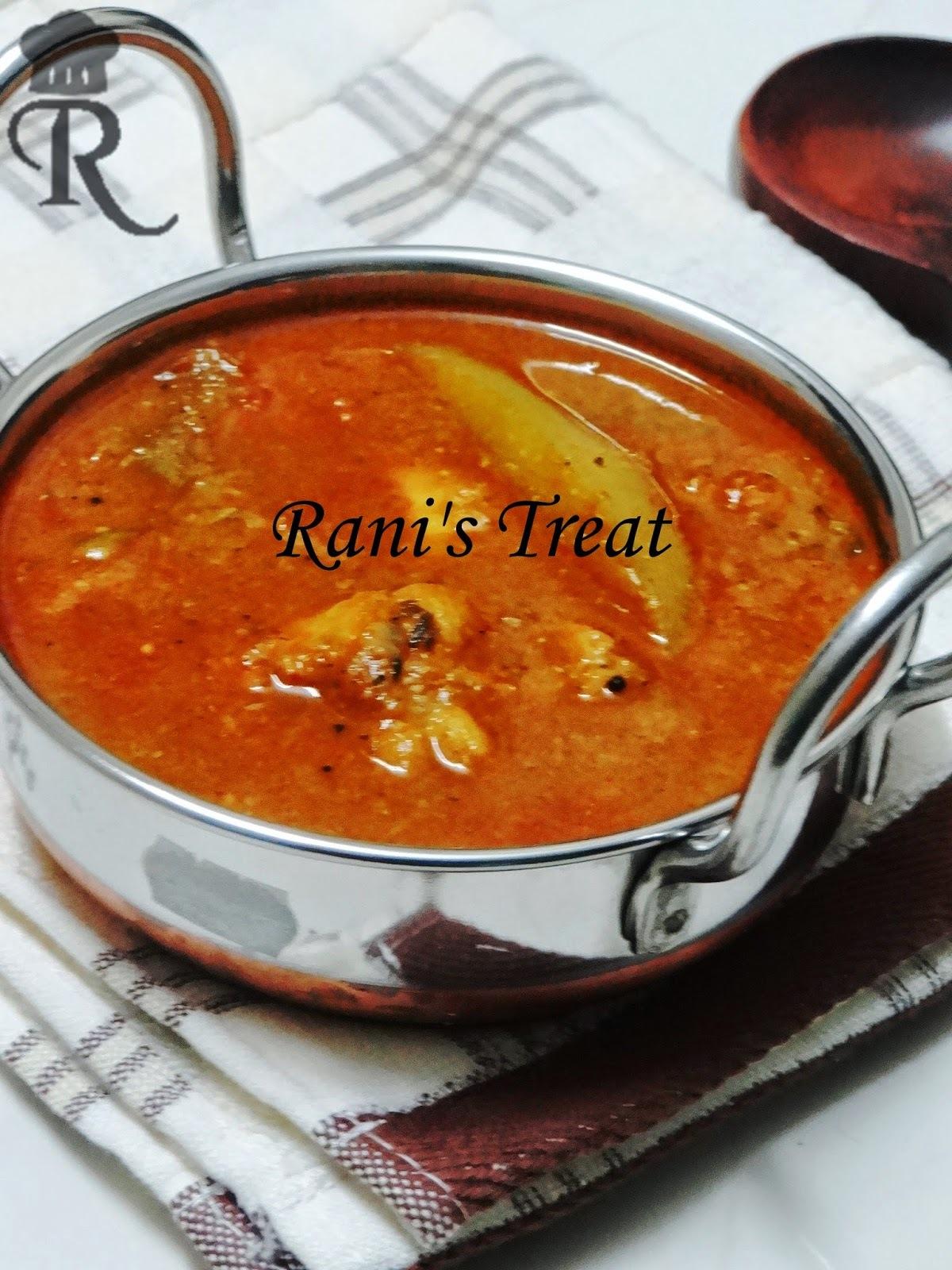 Viral Meen Kuzhambu | Madurai Meen Kuzhambu | Manga Meen Kuzhambu | Raw Mango Fish Curry