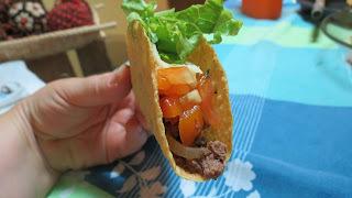 Tacos e Burritos Mexicanos