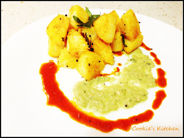 idli tadka
