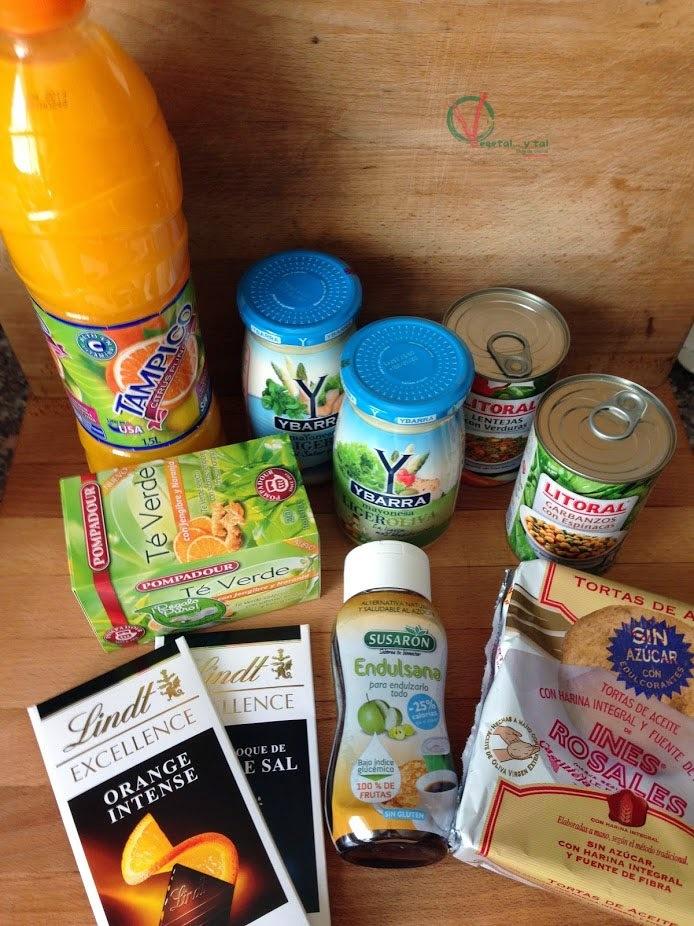 Degustabox ¿también es útil para vegetarianos?