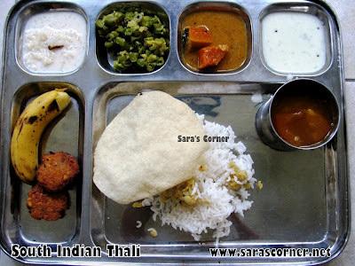 Mathan/Sweet Pumpkin Sambar | Inji/Ginger Pachadi | Traditional South Indian Thali!