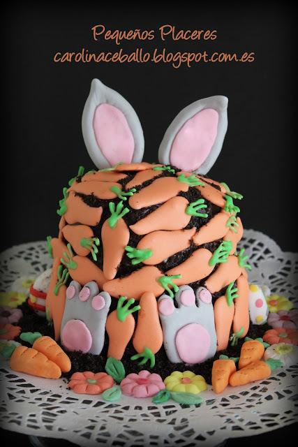 Mona de Pascua/ Easter Cake