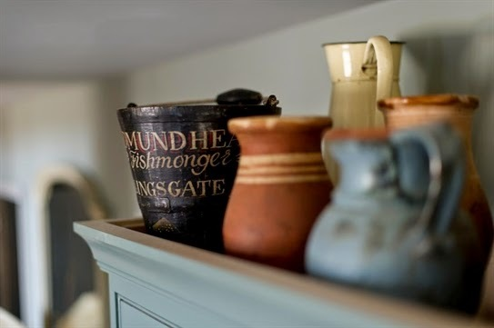 Rustic Country Kitchens - Think crusty, home made bread, preserves and winter soups