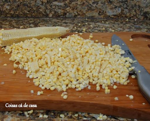 Como congelar milho verde