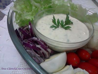 Molho de Salada II