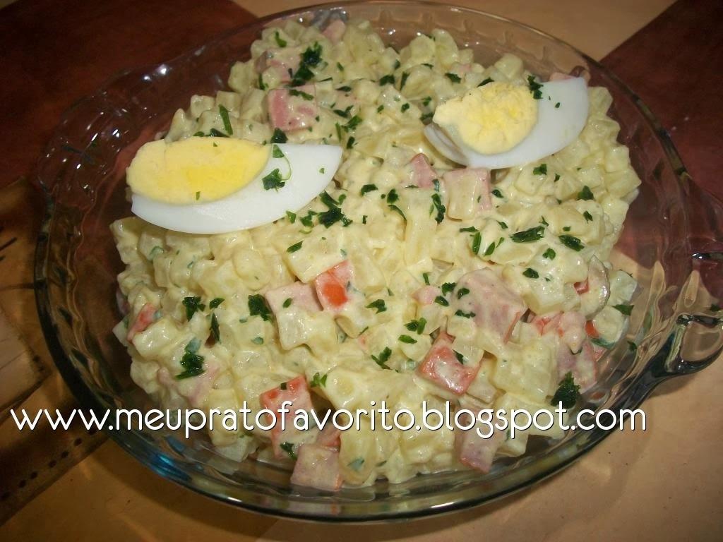 saladas alemãs