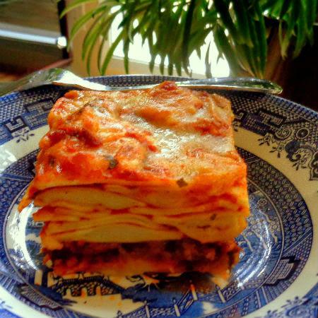 Baked Ravioli