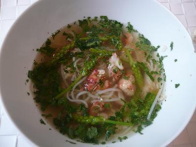 Garuda ou la Soupe au Crabe façon El Pollo