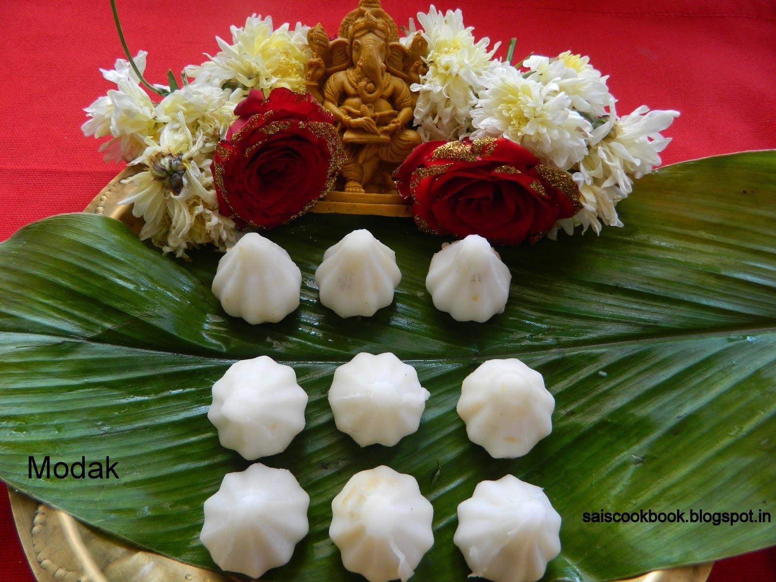 Modak,Ganesh Chaturthi special