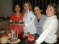 Curso especial de Natal com a Chef Ana Cristina de Oliveira