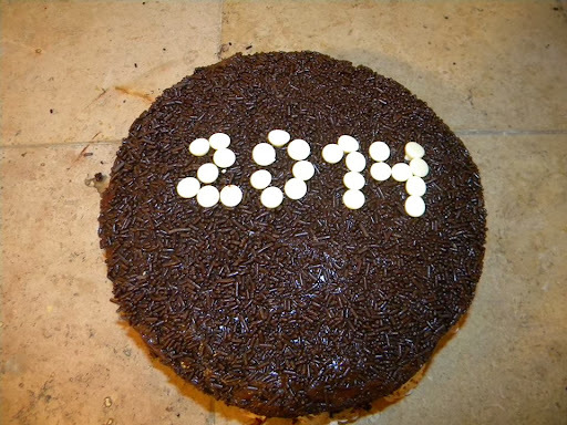 O melhor bolo de chocolate EVER !