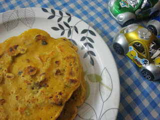 Kadalai Adai – Chickpea Pancakes | Somberi series