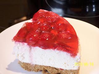 Laktózmentes sütés nélküli torta