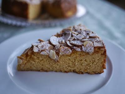 Orange and Almond Torte (gluten and dairy-free)