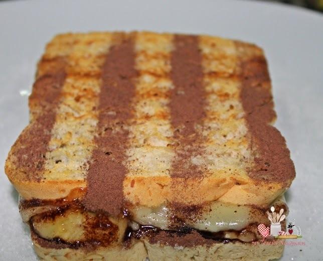 sanduiche natural caseiro simples