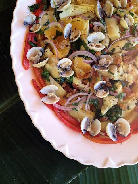 Salada Mediterrânea - I