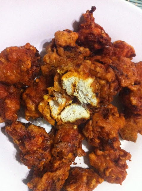 Chicken Pakora for Iftari Ramadan