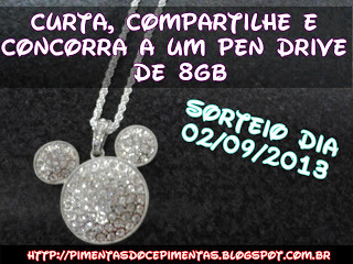 2º Sorteio do BLOG