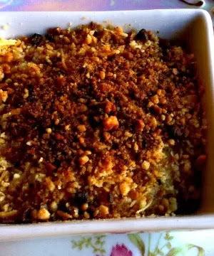 Tortinha de Purê de Batata com Lascas de Frango