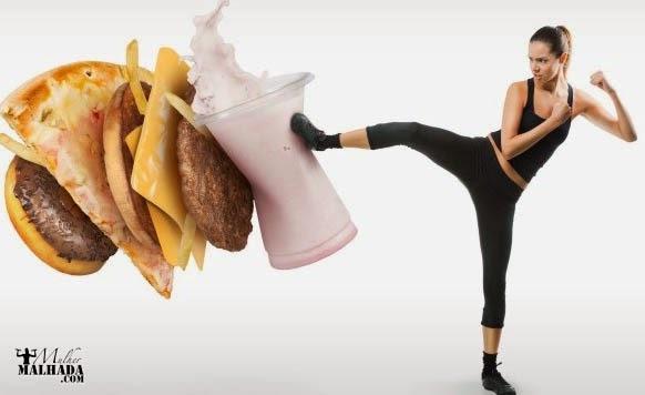 6 Maneiras ridiculamente fáceis de cortar calorias da dieta