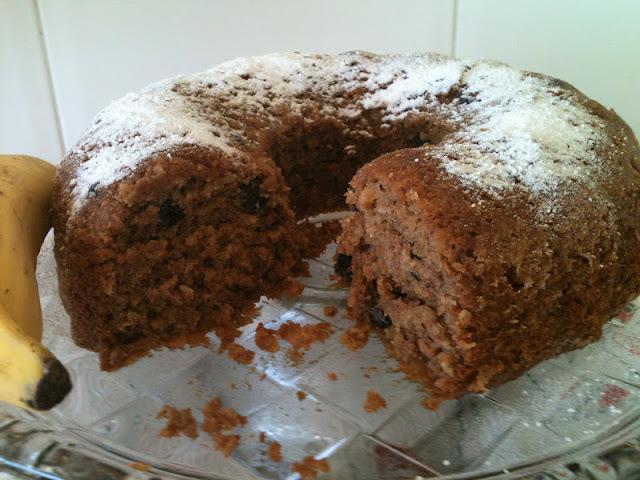 bolo fácil de liquidificador com farelo de trigo e aveia
