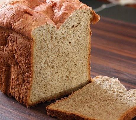 Pão Integral de Iogurte e Mel