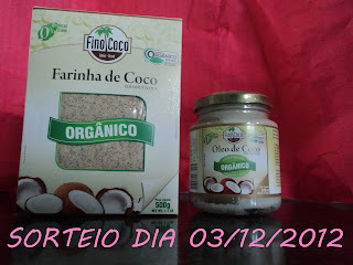Sorteio Fino Coco