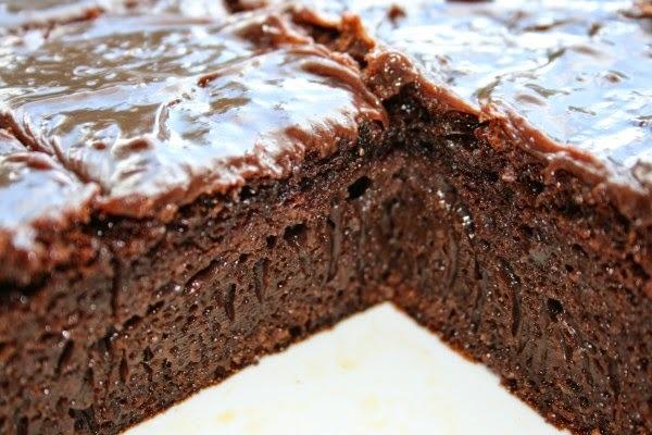 Bolo de Chocolate Cremoso